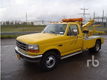 Ford F350 XLT - construction machinery
