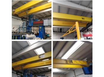 GH Double Girder Top Running Bridge Cranes  - gantry crane