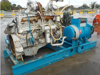Generator set 165KvA Skid Mounted Generator, Cummins Engine (Spares)