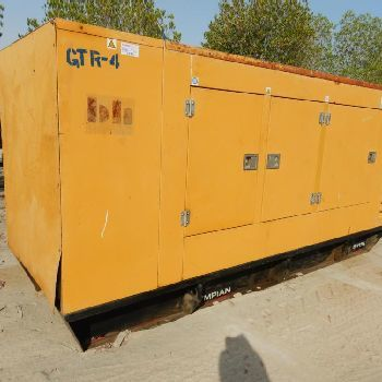 2002 Olympian GEH175 generator set from United Arab Emirates