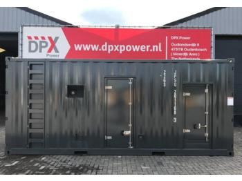 Generator set 20FT New Silent Genset Container - DPX-11634