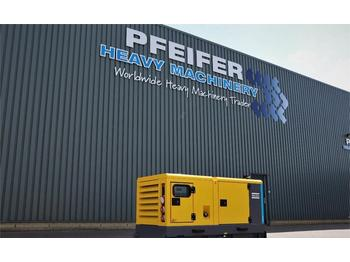 Generator set Atlas Copco QAS 40 ST3 Diesel, 40 kVA, Also Available For Rent