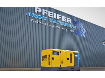 Atlas Copco QAS 60 ST3 Diesel, 60 kVA, Also Available For Rent  - generator set