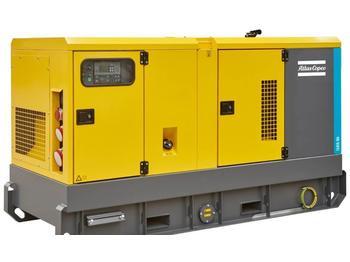 Generator set Atlas Copco QAS 80 New, Diesel, 80kVA, 50Hz, 400v