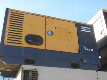 Generator set Atlas copco QAS14