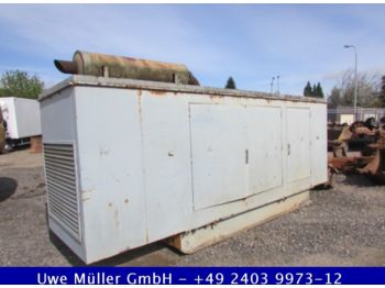Generator set CAT Caterpillar SR4 (3306) 180 kVA Stromgenerator