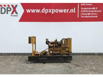 Generator set Caterpillar 3056 - Genset Engine + Frame - DPX-11119