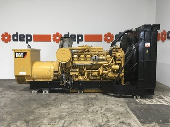 Caterpillar 3512 - generator set