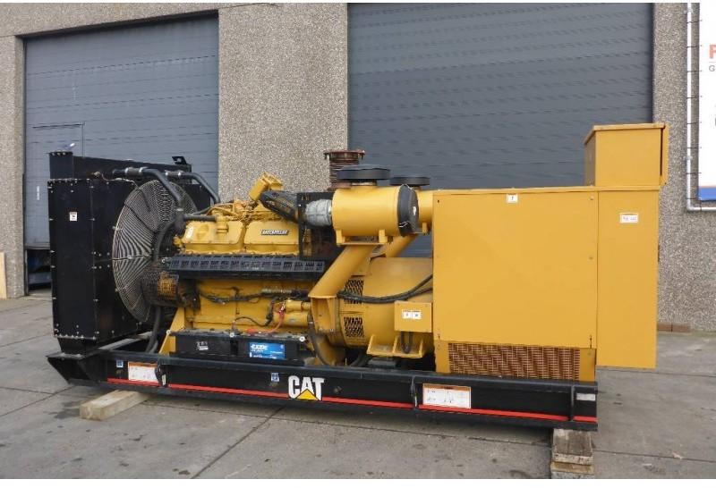 Caterpillar 700F | 700 KVA at 1500 RPM | 512 HOURS | SNS1047