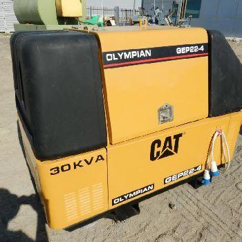 Caterpillar Olympian GEP22-4 generator set from United Arab