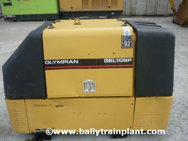 Image result for olympian caterpillar generator