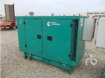 Cummins C38D5 - generator set