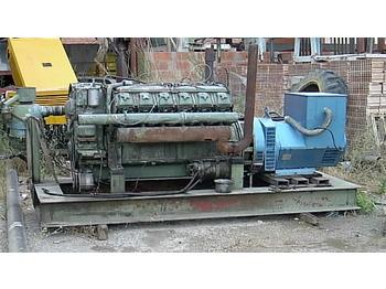 Deutz 200 KWAS - generator set