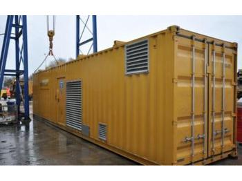 Deutz 2150 kVA - 2145 hours - generator set