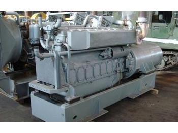 Deutz 280 kVA - BF8M716 - generator set