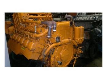 Deutz BA12M816 - 550 kVA - generator set