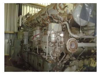 Deutz BV 6 M 628 - 1360 kVA - generator set