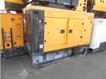Generator set Doosan G60