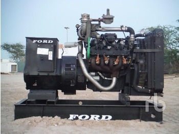 Ford Powered Skid Mounted - generator set