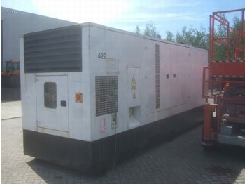 GESAN DMS670 Generator 670KVA - generator set
