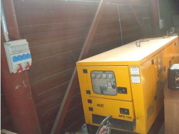 GESAN DPS100 80kw   - generator set