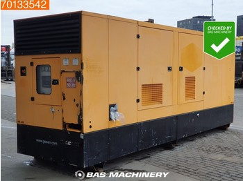 Generator set GESAN DPS 500 KVA Stamford - FROM FIRST OWNER