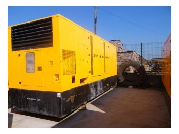 GESAN Volvo-Stamford - 850 kVA - generator set
