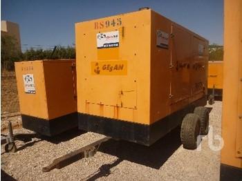Gesan DVS 200 - generator set
