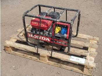 Honda EC2200 - generator set