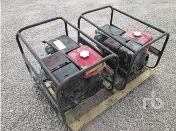 Honda EC6000 Qty Of - generator set