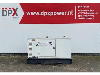Generator set Iveco NEF45SM1A - 60 kVA Generator - DPX-12125