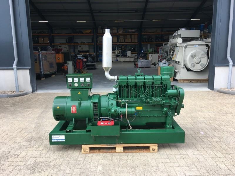 lister hr6 60 kva generatorset generator set from netherlands for rh truck1 eu