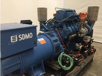 MTU 12V2000 engine  - generator set
