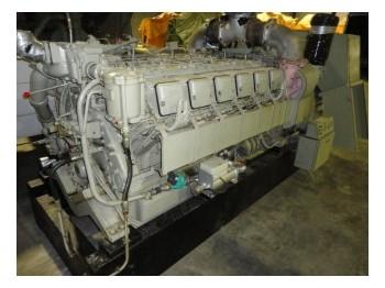 MTU 12V 396 - 810kVA - generator set