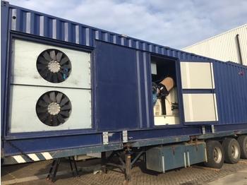 MTU 16V396 - generator set