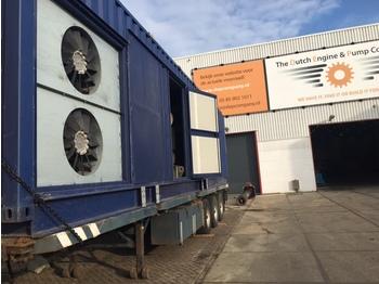 MTU 16v396 engine  - generator set