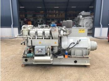 MTU 6V396 450 KVA Open Generatorset Overstock ! - generator set