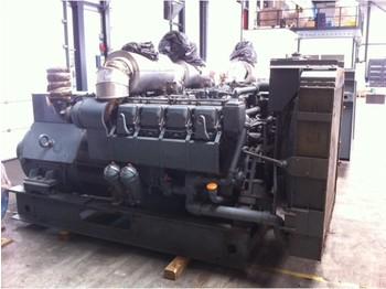 MTU 8V396 - 500 kVA | DPX-1081 - generator set