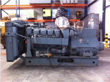 MTU 8V396 - 600 kVA | DPX-1079 - generator set