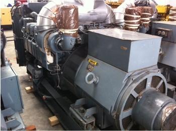 MTU 8V396 - 600 kVA | DPX-1080 - generator set