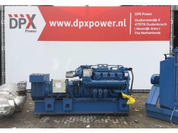 MTU 8V396 - 625 kVA Generator - DPX-11054  - generator set