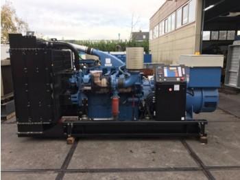 MTU Leroy Somer Nieuw! 12V2000 TD 800 KVA Set - generator set