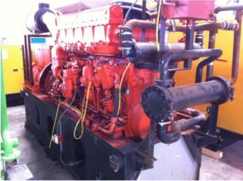MTU MA6R362 - 490 kVA | DPX-1086 - generator set