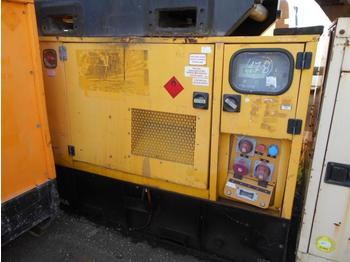 Generator set Olympian 65KVA