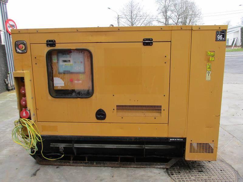Olympian GEP 88 1 Generator Set From Belgium For Sale At