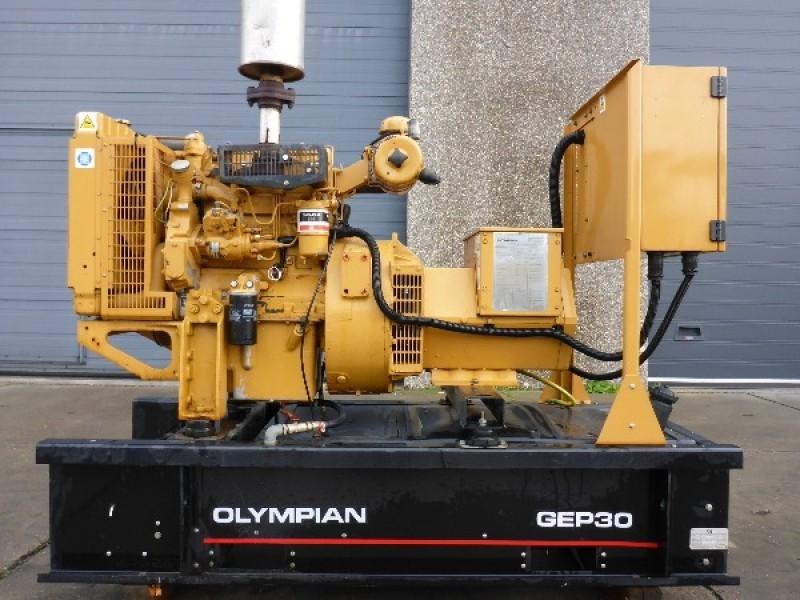 Olympian PERKINS GEP30 30 KVA | SNS526 generator set from