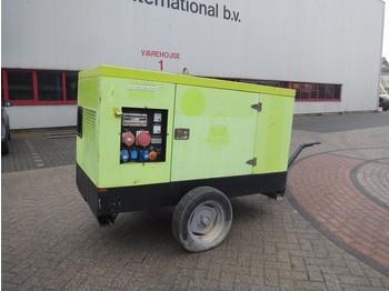 PRAMAC GBL30 Generator 30KVA 2007 - generator set