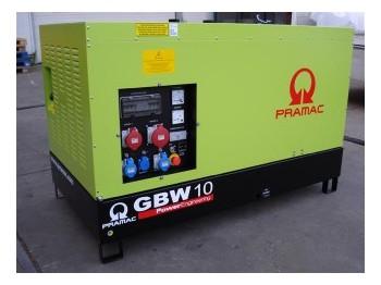 PRAMAC GBW10P (Perkins) - 10 kVA - generator set