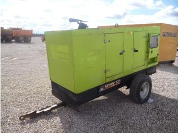 PRAMAC GSW105 - generator set