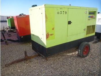 PRAMAC GSW60 - generator set
